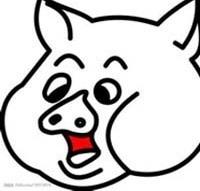一个聪明的猪