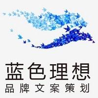 蓝色理想品牌文案策划