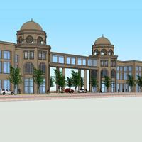 LX优质建筑设计
