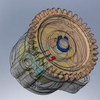 机械设计 2D出图 3D建模