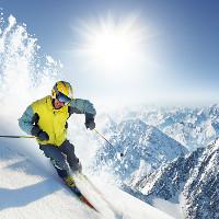 skier滑雪者