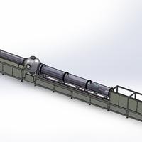 自动砂光机热喷涂输送设备