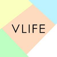 V·LIFE logo设计