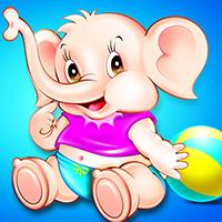 幸福小小象