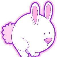发财突凸兔