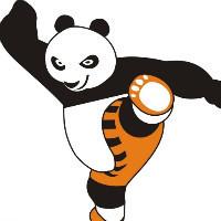 熊猫宣传设计
