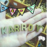 果酱karroy