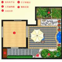 庭院设计图纸