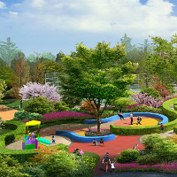 园林绿化设计小室