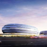 南昌南岸建筑表现设计
