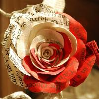 苍白唇上的绯红