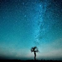 蓝点·星空