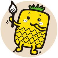 菠萝品牌设计