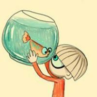 鱼小小创意设计