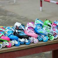 美洲狮轮滑鞋童车玩具专卖