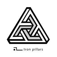 Iron pillars铁柱