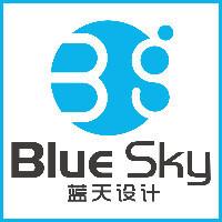 蓝天空间设计