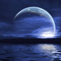 月光与田园