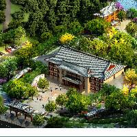 竹影建筑规划