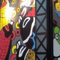 向日葵墙绘工作室