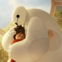 大白的拥抱