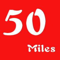 50miles