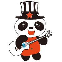 快乐熊猫视觉设计