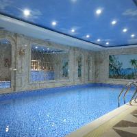 游泳池桑拿房设计施工