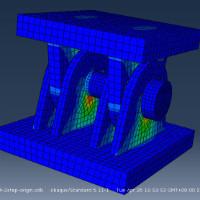 东南大学钢结构设计分析