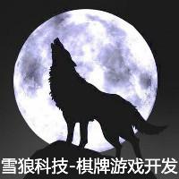雪狼科技——专业棋牌游戏开发
