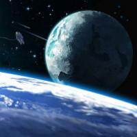 太空星球设计