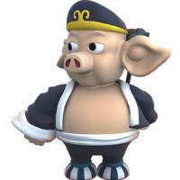 猪小二吧!
