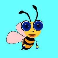 创意小蜜蜂