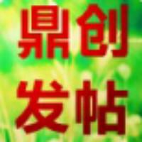 鼎创网络推广论坛发帖