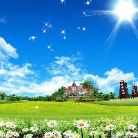 相信明天会更好  【sunshine】
