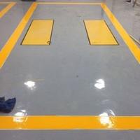 装修地坪漆施工