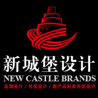 深圳新城堡品牌设计