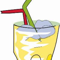 橙汁修图设计