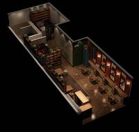 梦想家室内效果图设计