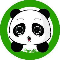 熊猫家扛把子视觉设计