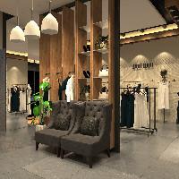 专业服装店面形象设计与施工