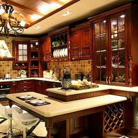 专业设计橱柜、护墙板、背景墙