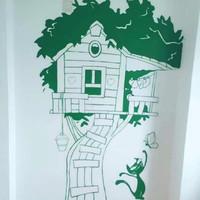 新绘墙体艺术工作室
