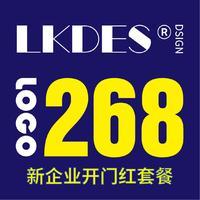 LKDES兰柯logo设计网