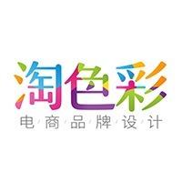 淘色彩电商品牌设计