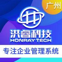 广东洪睿科技软件开发定制