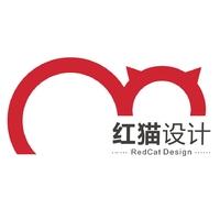 红猫品牌标识设计